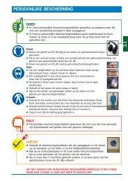 Persoonlijke bescherming - veiligheid4all.nl