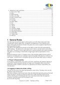 Pool Billiards - The Rules of Play (Effective 1/1/08) Contents - Page 3