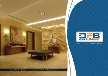 download - DFB Gypsum Industries