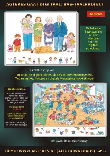 nieuw!! agteres gaat digitaal: bas-taalproject