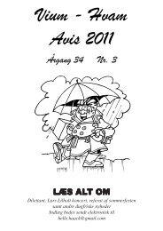 Se Vium-Hvam Avis – Årgang 34, Nr. 3