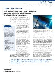 Case Study Web-to-Host Attachmate und Merchants Choice Card ...