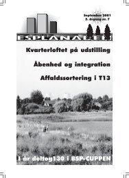 Kvarterløftet på udstilling Åbenhed og integration ... - Brøndby Strand