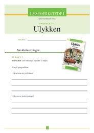 Opgaver til Ulykken - spf – nyheder . dk