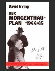 Der Morgenthau-Plan 1944/45