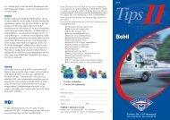 NCC Tips hefte 11 2006 - Norsk Caravan Club