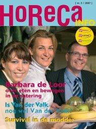 [ nr. 5 / 2007 ] Ho - FNV Horecabond