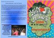 Kildemosefestivalen - årets