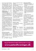 Den Direkte 0109 05.indd - Patientforeningen - Page 5