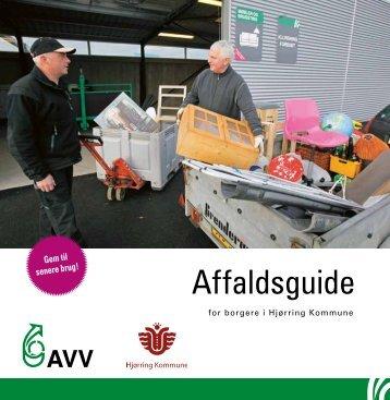 Affaldsguide - AVV