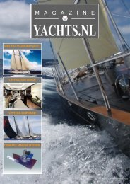 M A G A Z I N E - Van der Vliet Quality Yachts
