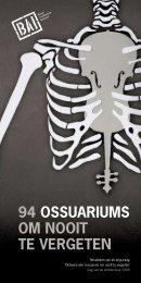 ontwerp een ossuarium - Begraafplaats Orthen