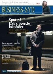 Spot på DSB's øverste lokofører - Business-Fyn