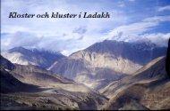 Kloster och kluster i Ladakh - fritenkaren.se