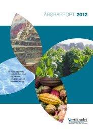 ÅRSRAPPORT 2012 - Andra AP-fonden