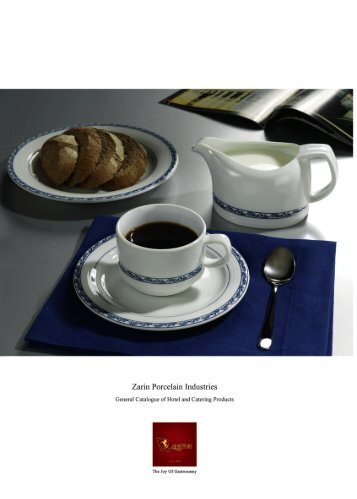 Hotels & Restaurants - Zarin Iran Porcelain Industries