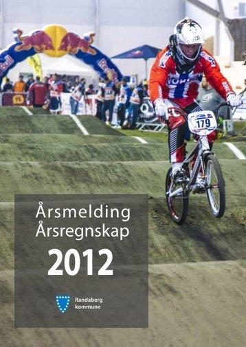 Du kan lese årsmeldinga her - Randaberg Kommune