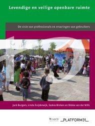 Publicatie | Levendige en veilige openbare ruimte - Platform31