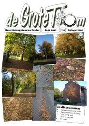 September Oktober - Grauwe Polder(*)