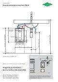 Doorstroomwaterverwarmer CBX-U - CLAGE - Page 2