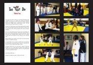 Charity Cup i Frölunda - Swedish ITF Taekwon-Do Association