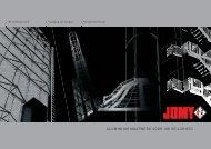 Diverse oplossingen voor veiligheid - Jomy