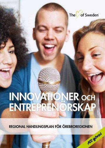 Handlingsplan för innovation och entreprenörskap