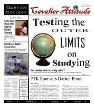 January 20 - Darton College