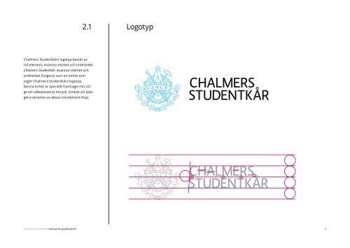 Chalmers Studenkårs Grafiska Profil.pdf - Chalmers Studentkår ...