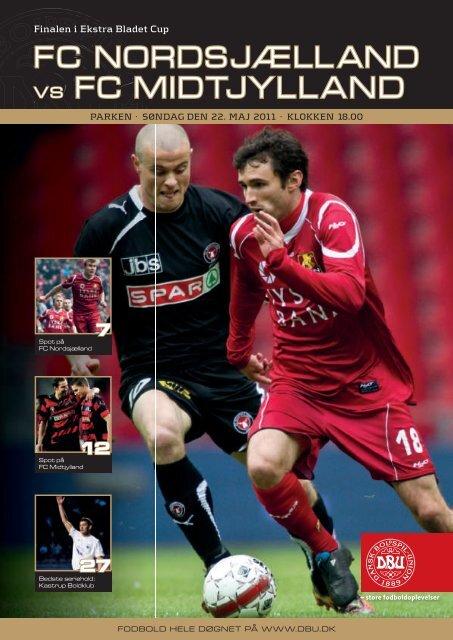 FC NORDSJÆLLAND VS FC MIDTJYLLAND - DBU