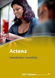 Actenz: meedenken meedoen (PDF bestand - 1.04 megabytes)