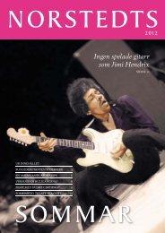 Ingen spelade gitarr som Jimi Hendrix - Norstedts
