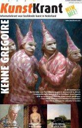Informatiekrant voor beeldende kunst in Nederland - Kunstkrant