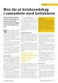 Nattens hjältar - Nattvandrare i Sverige Riksnätverket - Page 5