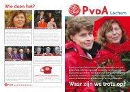 Klik hier - Lochem - PvdA