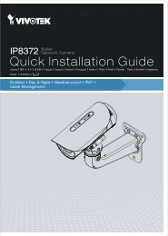 Quick Installation Guide - ITV Shoppen