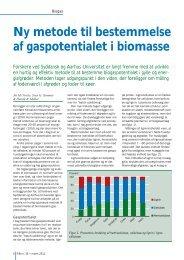 Læs hele artiklen her - Biopress