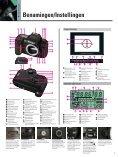 Persoonlijke Instellingen - Nikon - Page 7