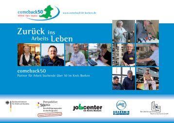 Zurück ins - comeback50 im Kreis Borken