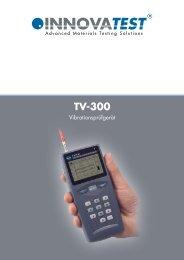 TV-300 - INNOVATEST Europe