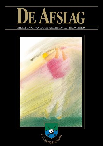 Afslag 2008-02.pdf - Golfclub Zeegersloot