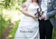 Prislista bröllop - josefinjohnsson
