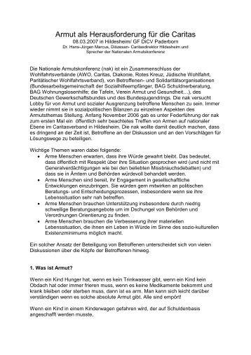 Vortrag Dr. Hans-Jürgen Marcus/ PDF - Caritas-pb.de