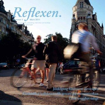 Läs nr 1/2011 - Trafiktekniska Föreningen