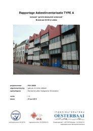 Rapportage Asbestinventarisatie TYPE A - Leiden
