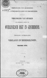 Bijdrage tot de kerkelijke geschiedenis van Tubbergen door R.E. ...