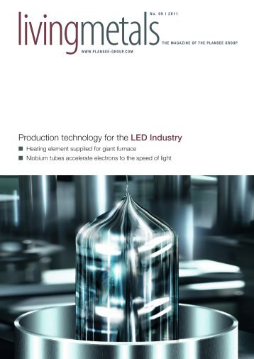 Production technology for the LED Industry