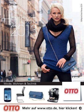 Heine Katalog Herbst Winter 2014 2015