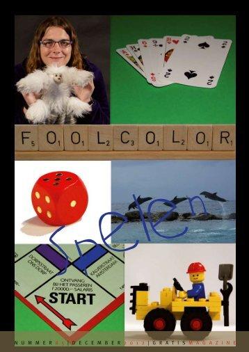 Download Foolcolor Magazine (December 2012) - foolcolormedia