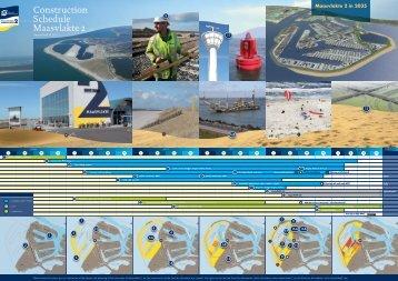 Download Construction Schedule - Maasvlakte 2